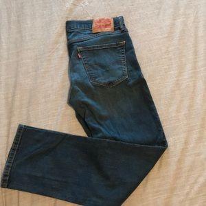 Men's 541 Levi's jeans